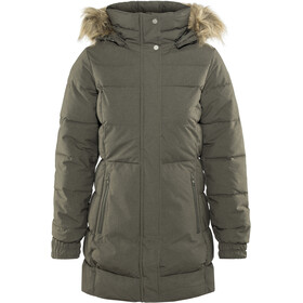 Helly Hansen Blume Puffy Parka Dames, beluga